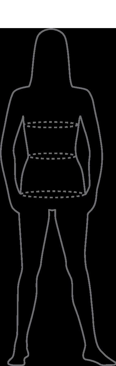 female measurement